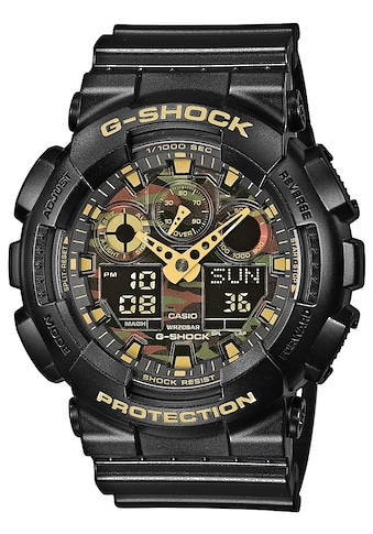 CASIO G-SHOCK Chronograph »GA-100CF-1A9ER« kaufen