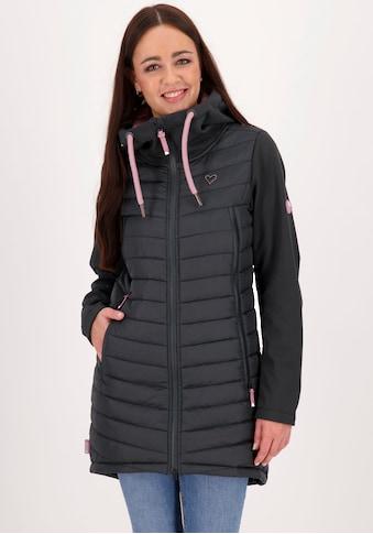 Alife & Kickin Outdoorjacke »CaroAK«, sportive Jacke im... kaufen