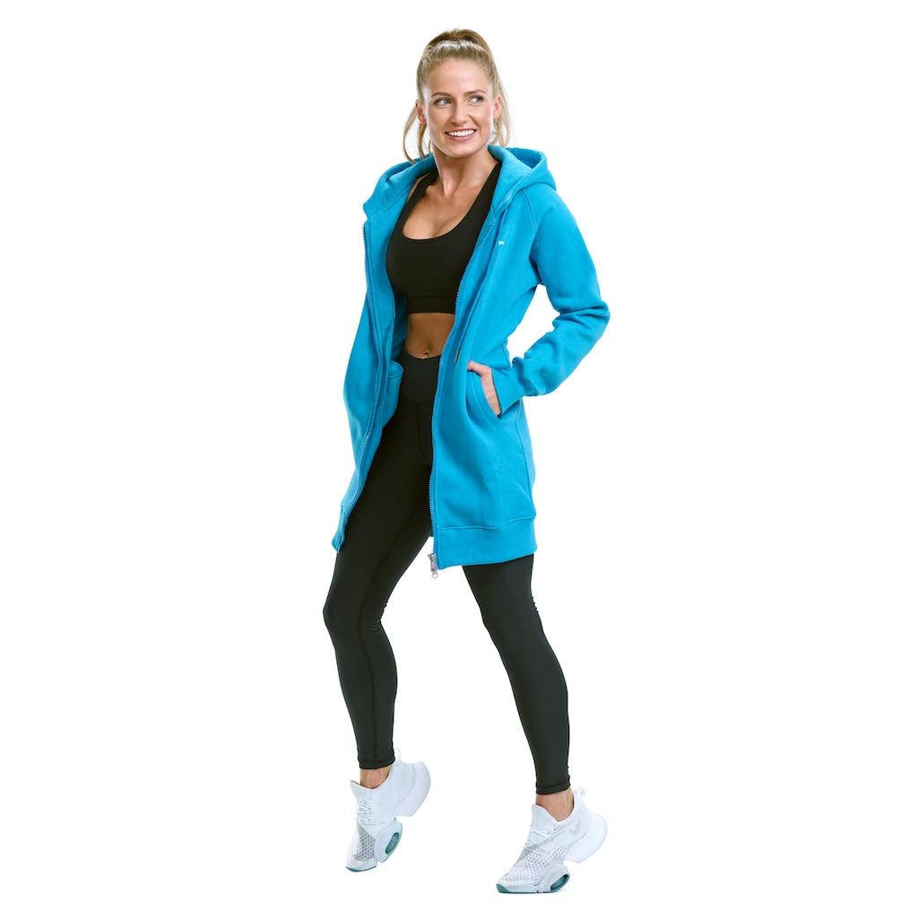 Winshape Trainingsjacke »Hoodie-Jacke J006«, Street Style