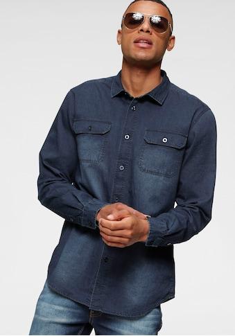 H.I.S Jeanshemd kaufen