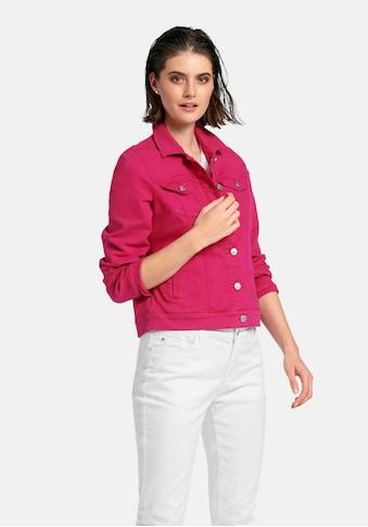 Looxent Jeansjacke »Jeansjacke«, mit Brusttaschen kaufen