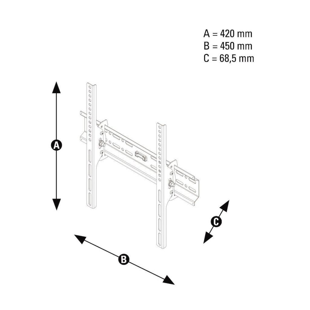 Thomson WAB156 TV-Wandhalterung, VESA 400x400, tilt