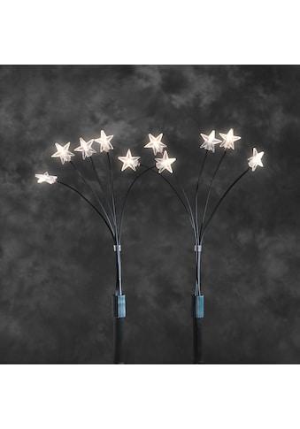 KONSTSMIDE,LED Gartenleuchte»Sternenstäbe«, kaufen