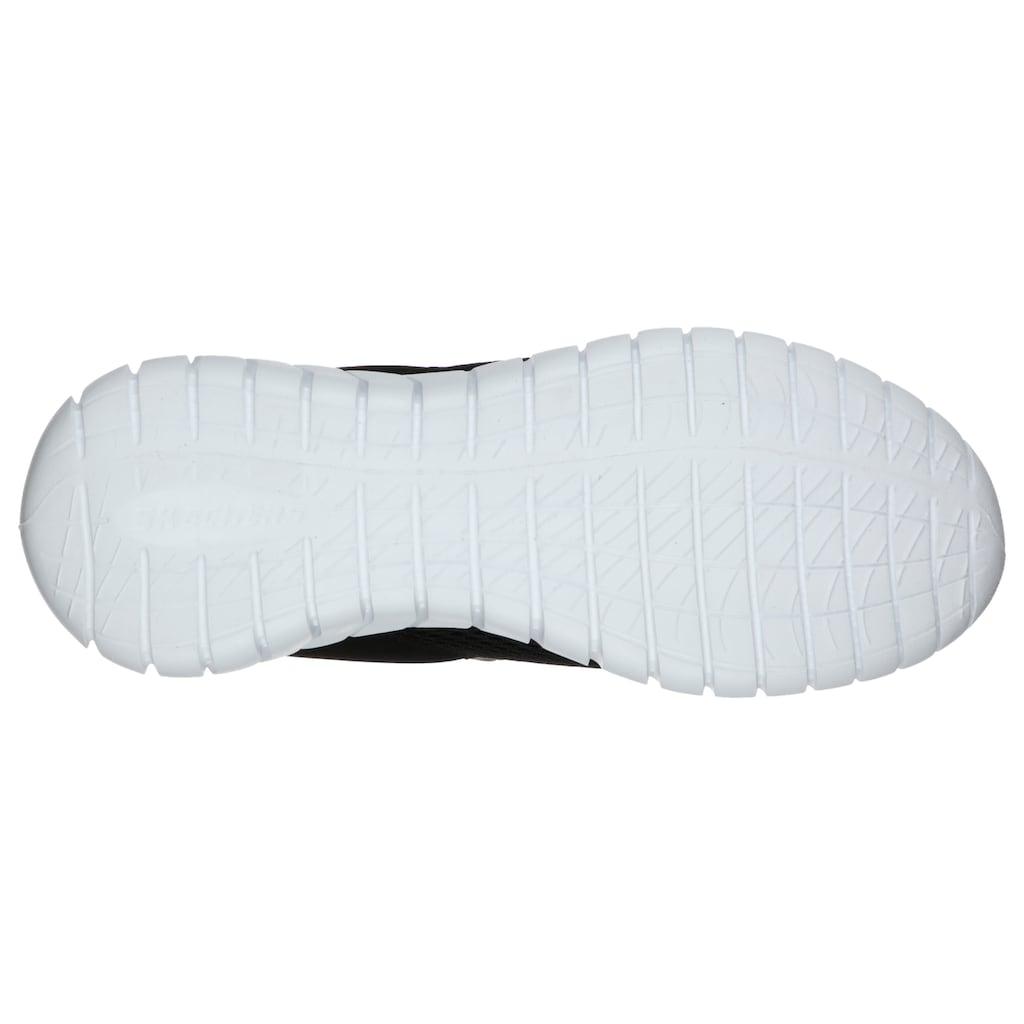 Skechers Sneaker »OVERHAUL-RYNISS«, mit dämpfendem Air Cooled Memory Foam