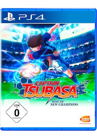 BANDAI NAMCO Spiel »Captain Tsubasa: Rise Of New Champions«, PlayStation 4 kaufen