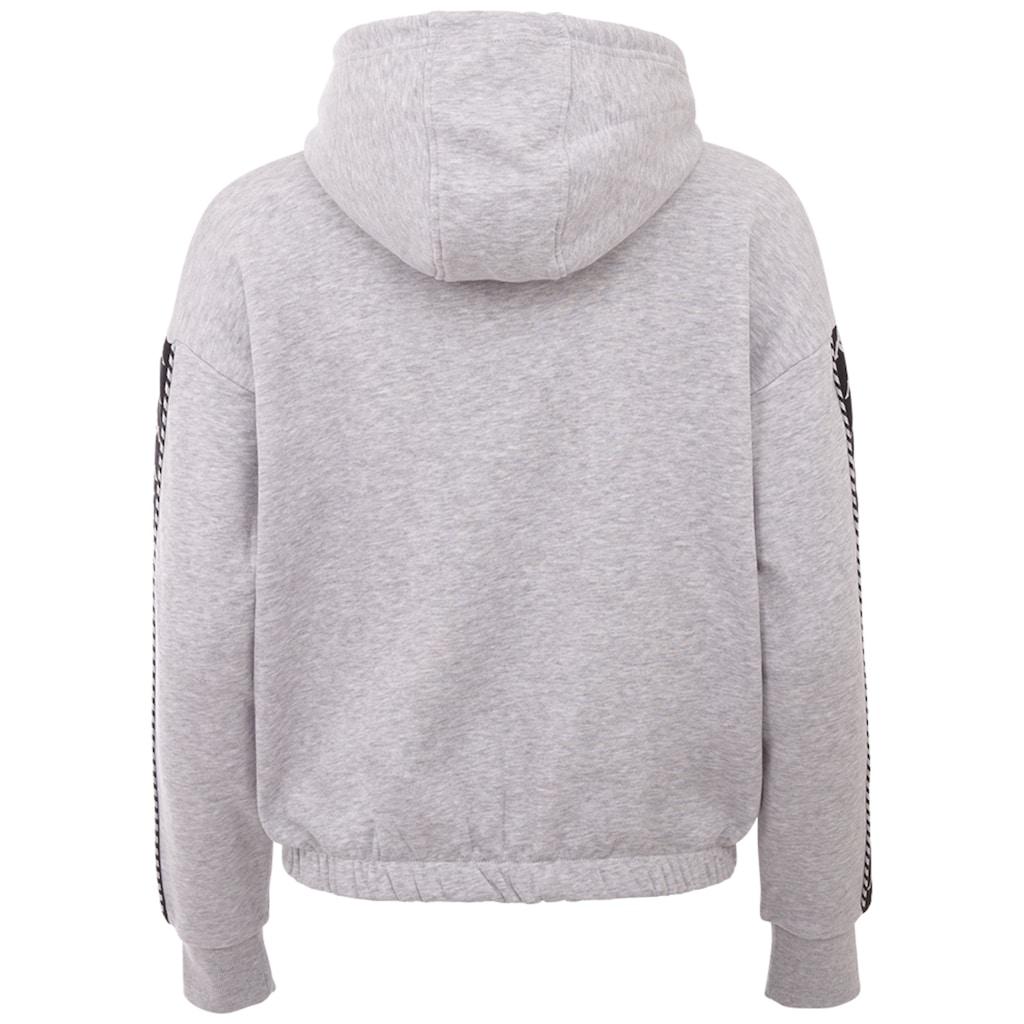Kappa Sweatshirt »IVAINE«, in modischer Cropped-L&auml;nge<br />