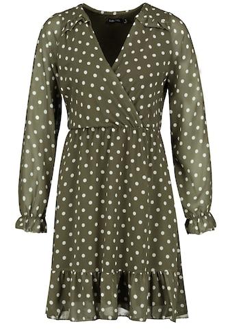 SUBLEVEL A-Linien-Kleid, gepunktet kaufen