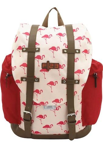 F23™ Laptoprucksack »Flamingo« kaufen