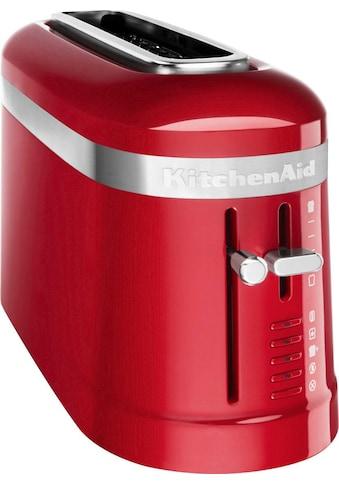 KitchenAid Toaster »5KMT3115EER«, 1 langer Schlitz, für 2 Scheiben, 900 W kaufen