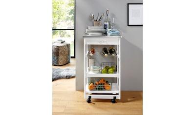 Home affaire Sideboard, mit Edelstahltop kaufen