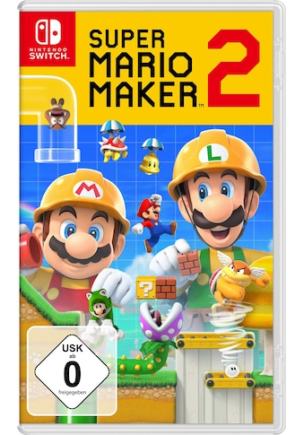 Super Mario Maker 2 Nintendo Switch kaufen