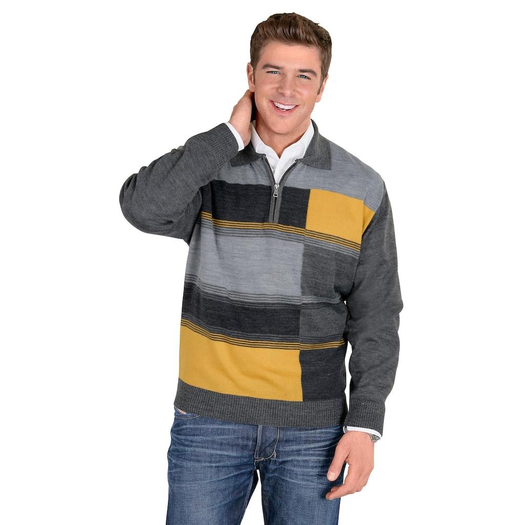 Classic Strickpullover »Pullover«