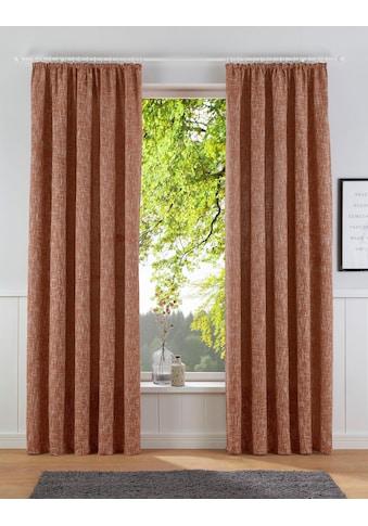 Vorhang, »Structure«, my home, Kräuselband 1 Stück kaufen