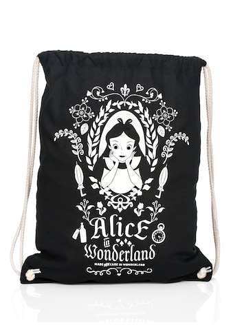 Disney Turnbeutel »Disney Alice im Wunderland Mirror Gym Bag« kaufen