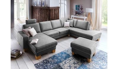 3C Carina Wohnlandschaft »Teramo«, wahlweise mit motorischer Relaxfunktion und Schlaffunktion kaufen