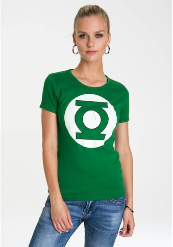 LOGOSHIRT T-Shirt »Green Lantern Logo«, mit lizenziertem Originaldesign kaufen