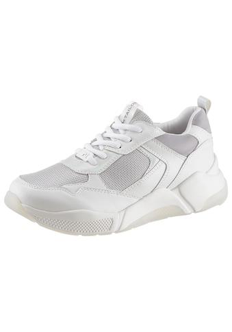 TOM TAILOR Wedgesneaker, mit praktischer Anziehlasche kaufen