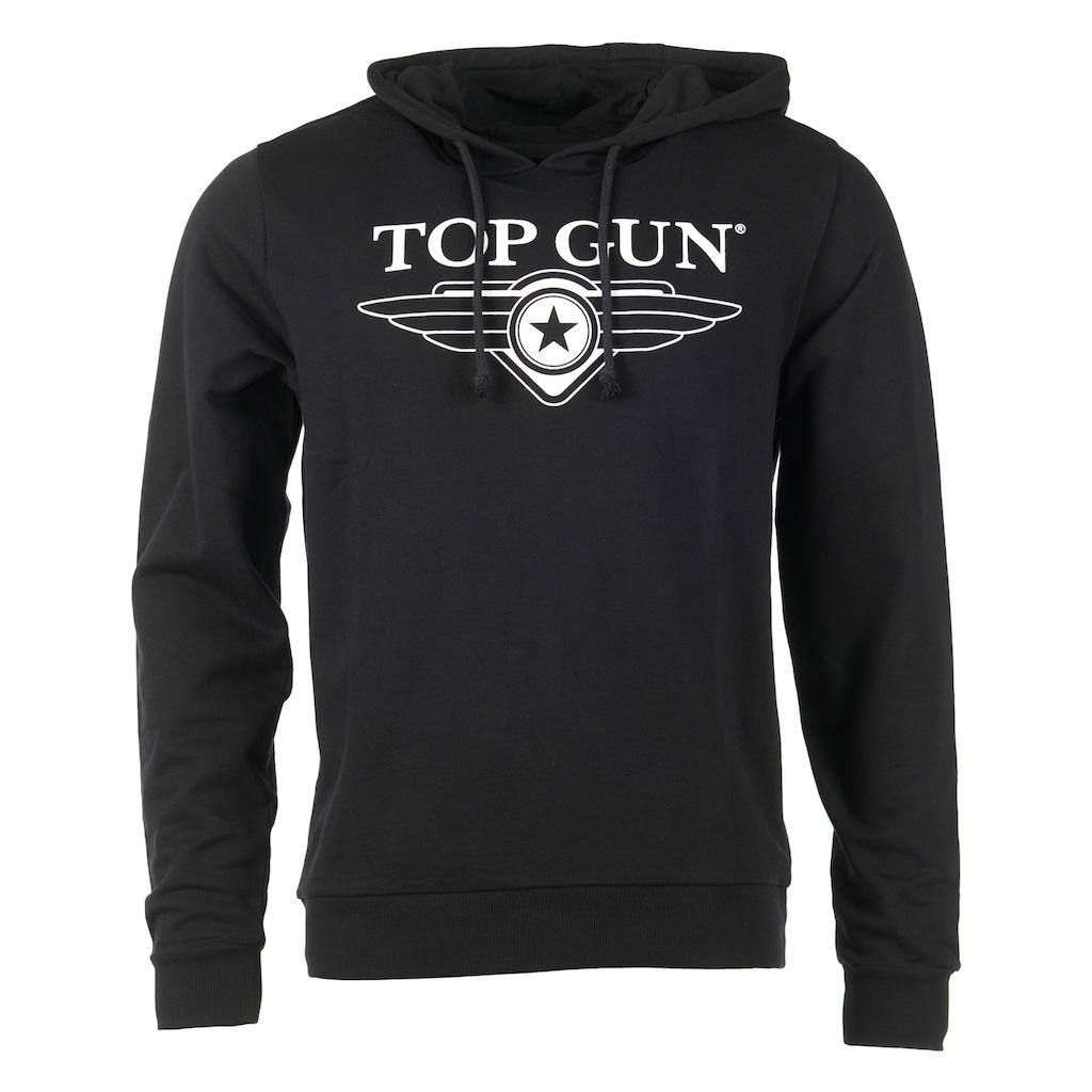 TOP GUN Kapuzenpullover »TG20201049«