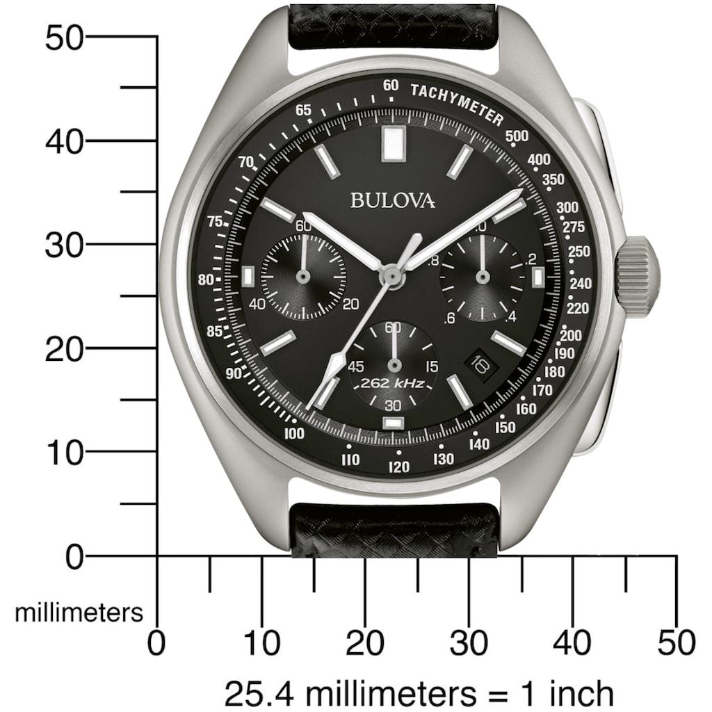 Bulova Chronograph »Lunar Pilot, 96B251«