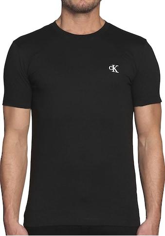 Calvin Klein Jeans T-Shirt »CK ESSENTIAL SLIM TEE« kaufen
