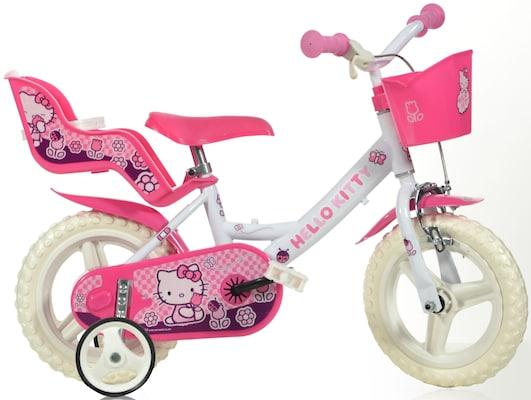 HELLO KITTY Kinderfahrrad Hello Kitty 16 Zoll online kaufen