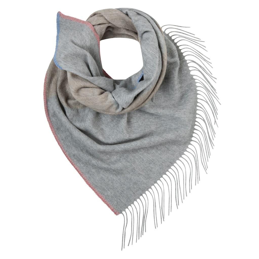 Codello Dreieckstuch, aus warmer Wolle