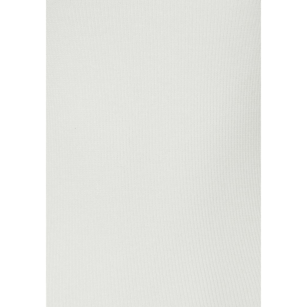 s.Oliver Spaghettitop, (2er-Pack), mit modischer Häkelkante vorn