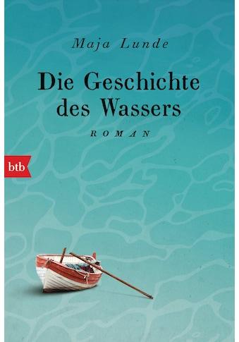 Buch »Die Geschichte des Wassers / Maja Lunde, Ursel Allenstein« kaufen