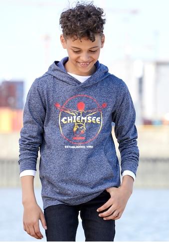 Chiemsee Kapuzenshirt »mit Tasche vorn« kaufen