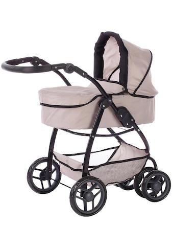 Knorrtoys® Puppenwagen »Coco - Beige« kaufen