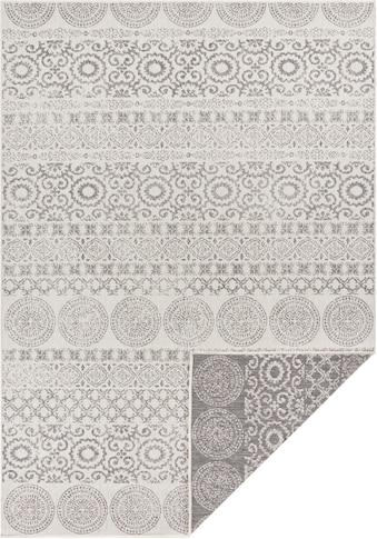 my home Teppich »Wallace«, rechteckig, 5 mm Höhe, Wendeteppich, In- und Outdoor... kaufen