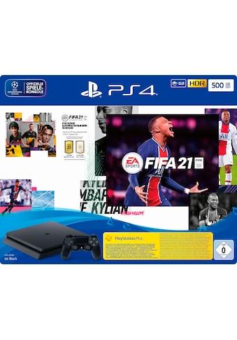 PlayStation 4 Konsole »Slim«, inkl. FIFA 21 kaufen