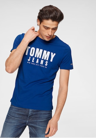 Tommy Jeans T-Shirt »TJM CENTER CHEST TOMMY GRAPHIC« kaufen