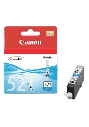 Canon Tintenpatrone »CLI - 521C« kaufen