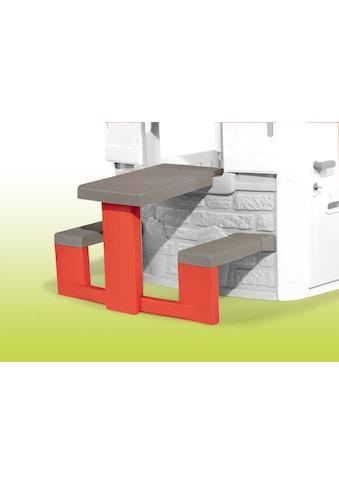 Smoby Spielhaus »Zubehör Picknicktisch«, Made in Europe kaufen