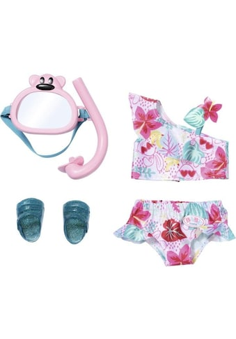 Baby Born Puppenkleidung »Holiday Deluxe Bikini Set«, (Set) kaufen