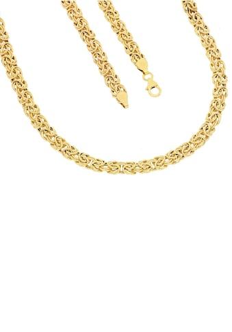Firetti Goldkette »Glanz, oval, Königskettengliederung« kaufen