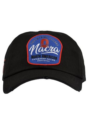 CODE-ZERO Baseball Cap »Nacra Cap«, Nacra Logo kaufen