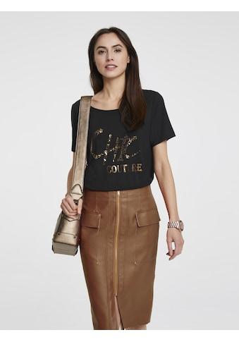 Shirt mit Schriftzug kaufen