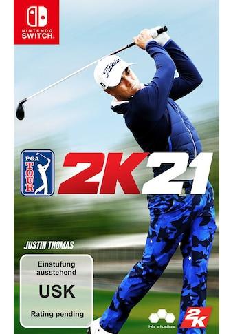 PGA TOUR 2K21 Nintendo Switch kaufen