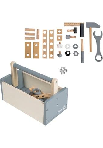 roba® Spielwerkzeug »Werkzeugkiste«, (Set, 22 tlg.) kaufen