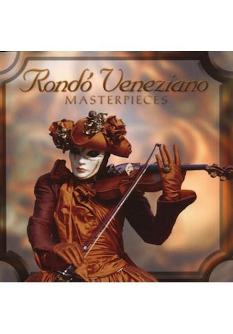 Musik-CD »MASTERPIECES / RONDO VENEZIANO« kaufen