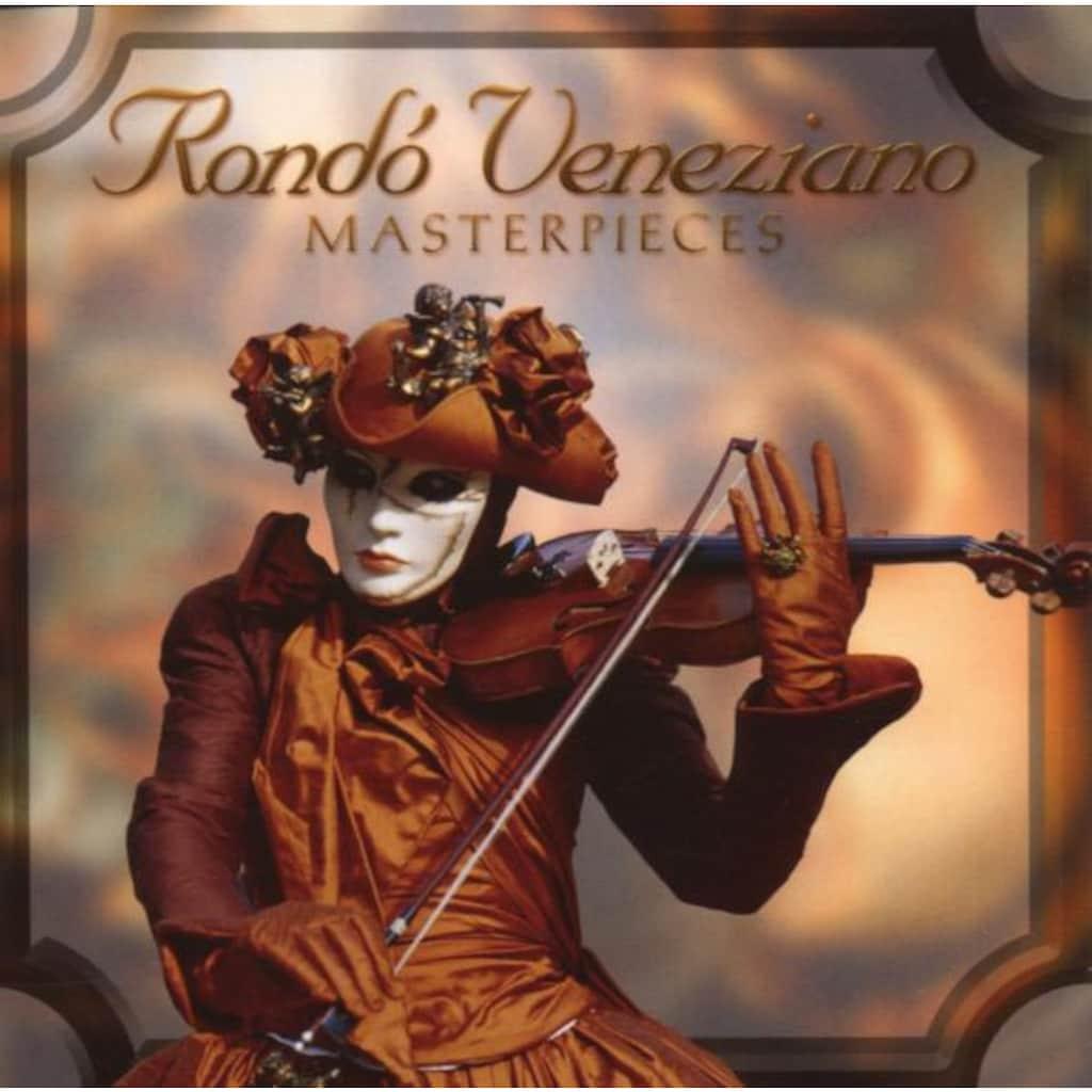 Musik-CD »MASTERPIECES / RONDO VENEZIANO«