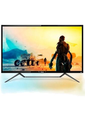 Philips »436M6VBPAB« LED - Monitor (43 Zoll, 3840 x 2160 Pixel, 4K Ultra HD, 4 ms Reaktionszeit, 60 Hz) kaufen