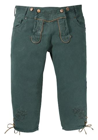 Hangowear Trachtenhose 3/4 - lang Damen im 5 - Pocket Style kaufen