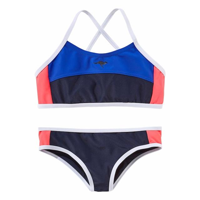 KangaROOS Bustier-Bikini