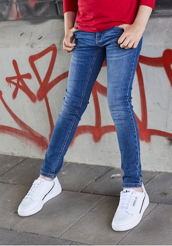 TOM TAILOR Polo Team Stretch-Jeans, super skinny Form kaufen