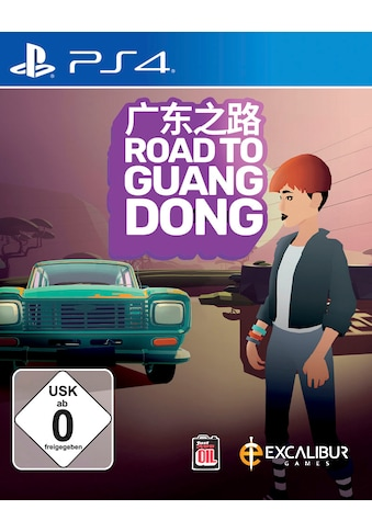Spiel »Road to Guangdong«, PlayStation 4 kaufen