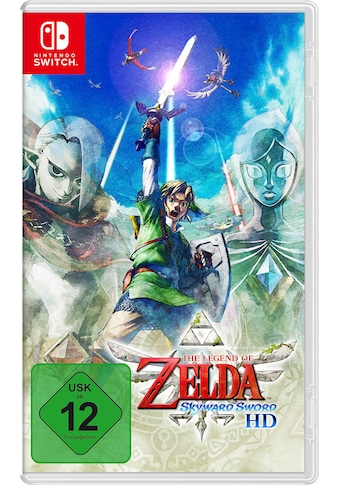 Nintendo Switch Spiel »The Legend of Zelda: Skyward Sword HD«, Nintendo Switch kaufen