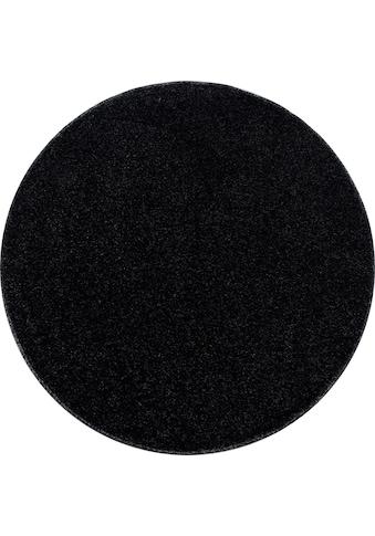 Ayyildiz Teppich »ATA«, rund, 10 mm Höhe, Wohnzimmer kaufen